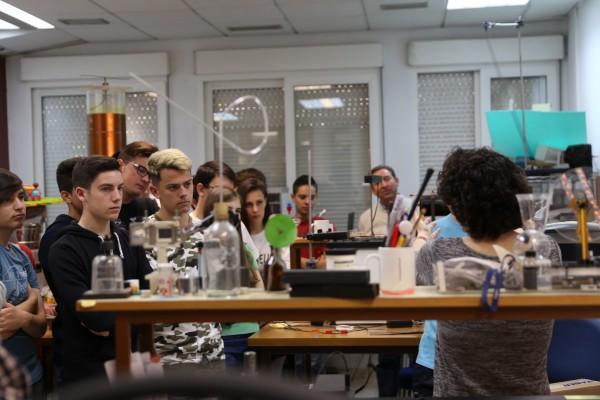 Aula Científica Permanente en la Facultad de Ciencias