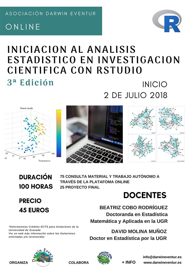 Iniciación al Análisis Estadístico en Investigación
