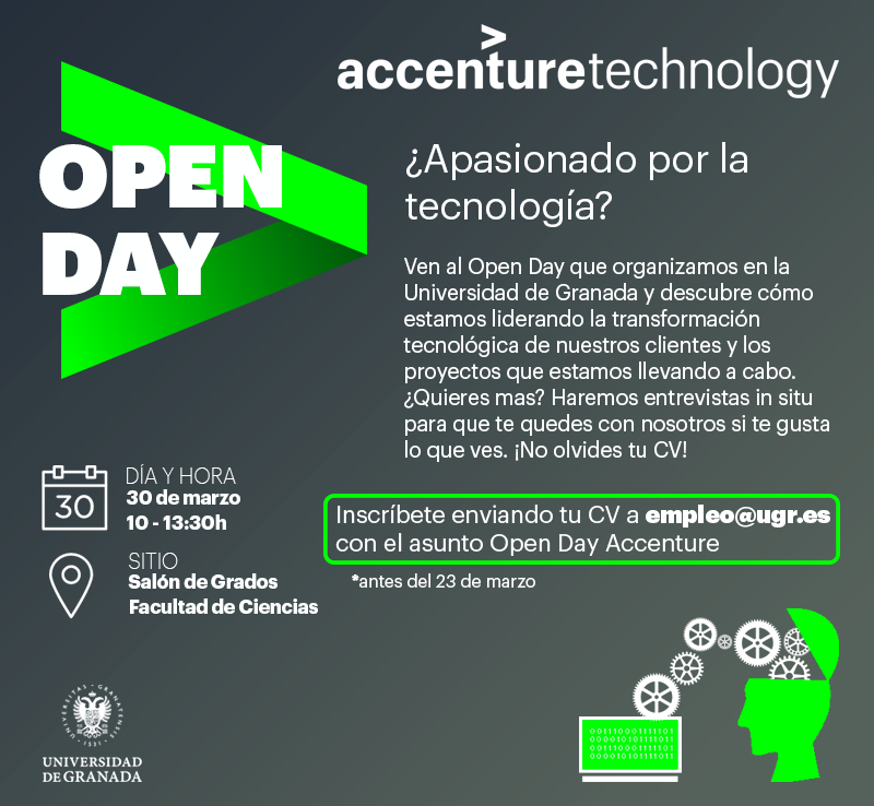 Open Day de Accenture Technology