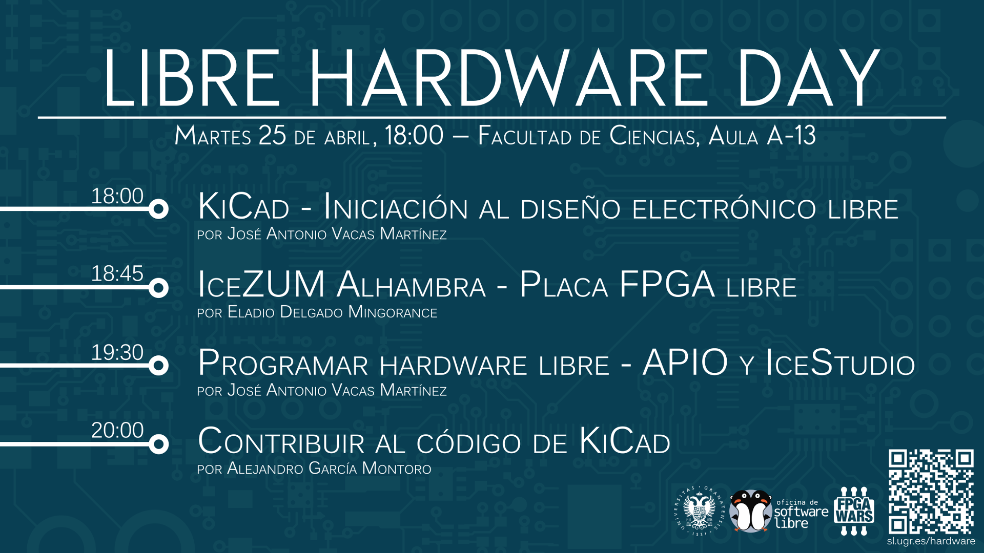 Libre Hardware Day