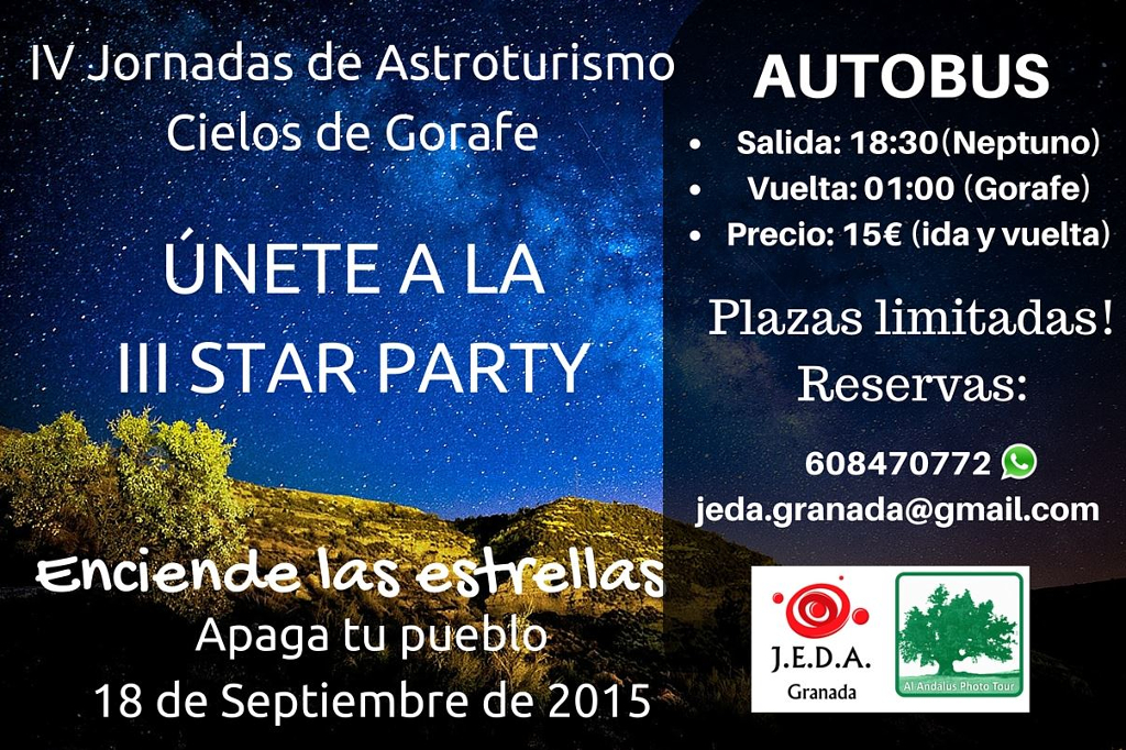 III Star Party