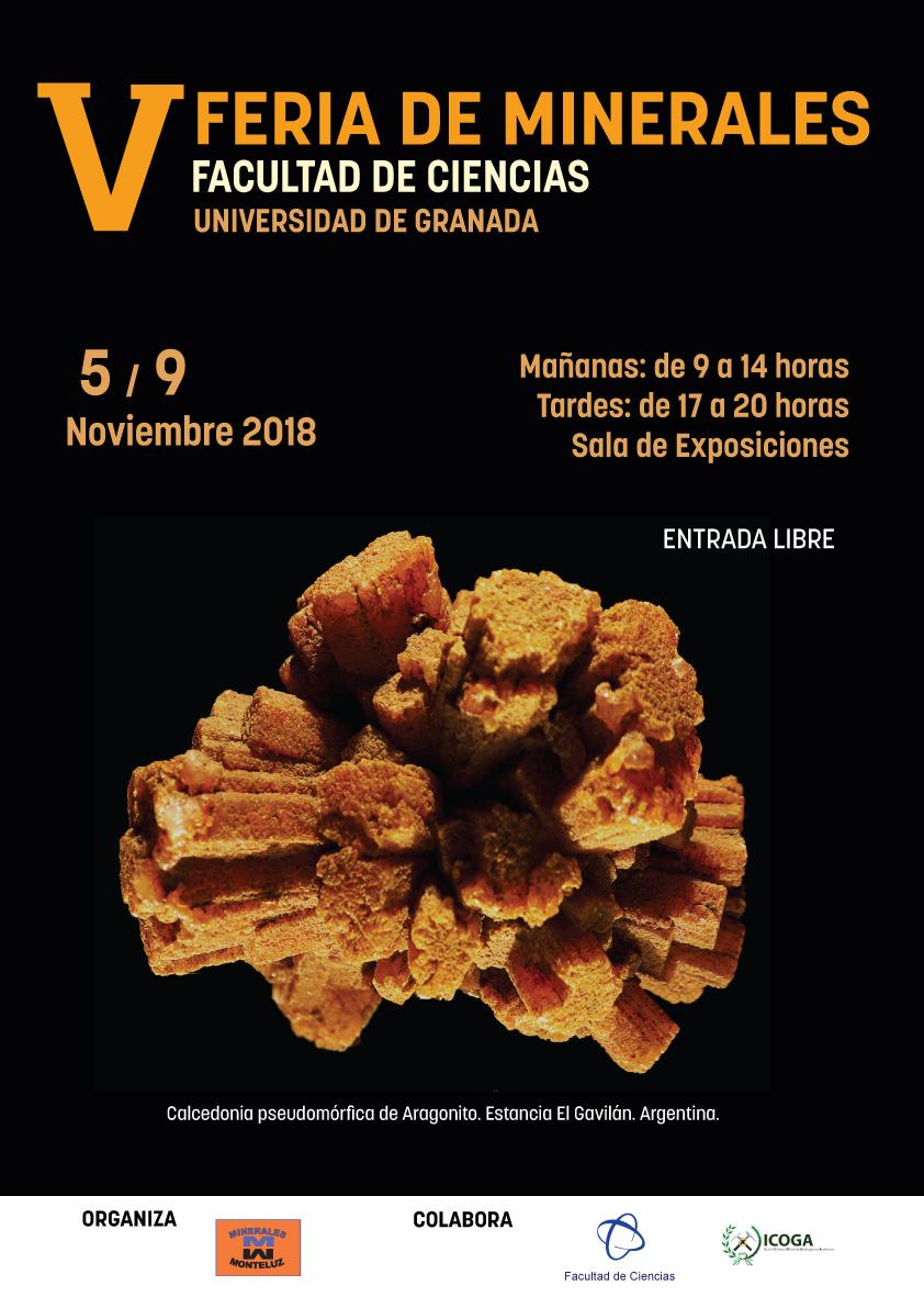 V Feria de Minerales