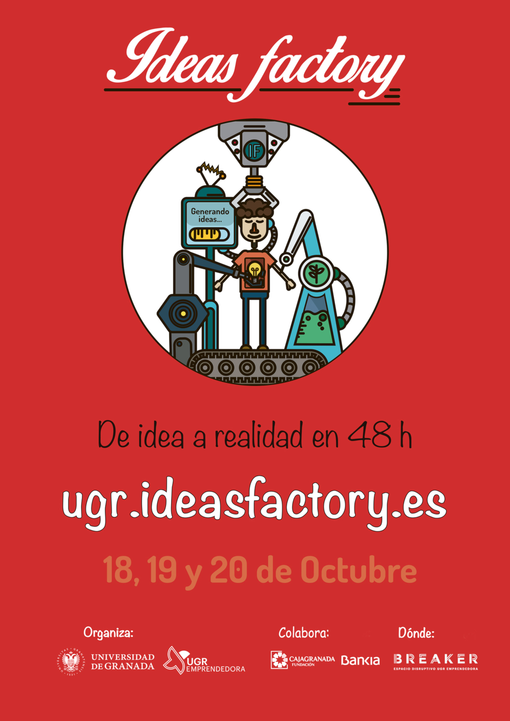 Ideas Factory by UGR 1.0