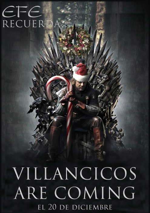 VillancicosAreComing