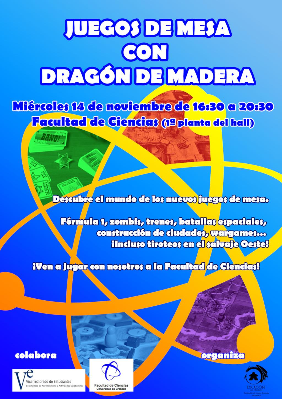 Juegos De Mesa Con Dragon De Madera