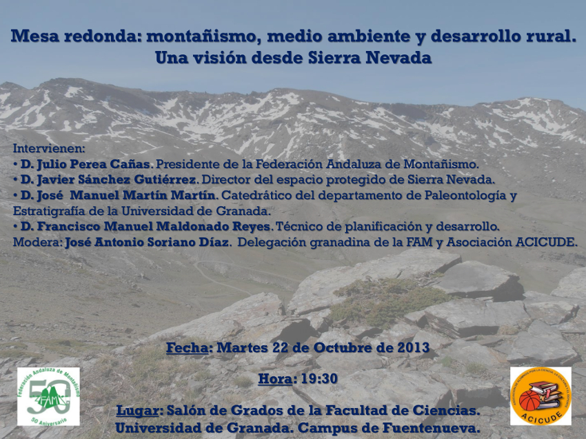 montanyismoMedioAmbiente2013