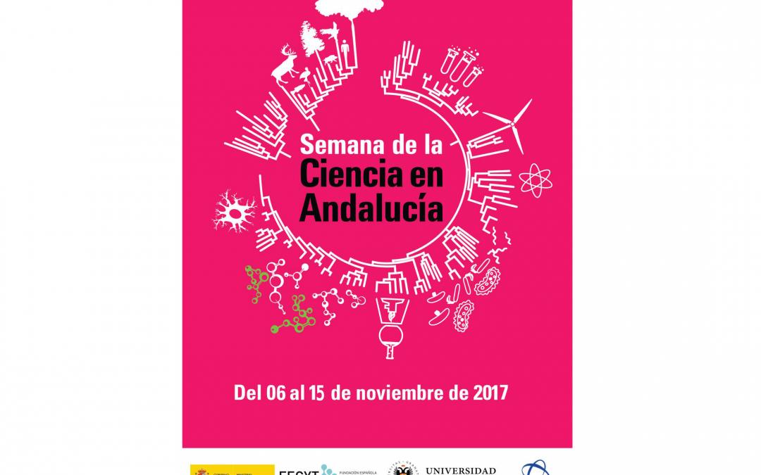Semana de la Ciencia 2017 en la UGR